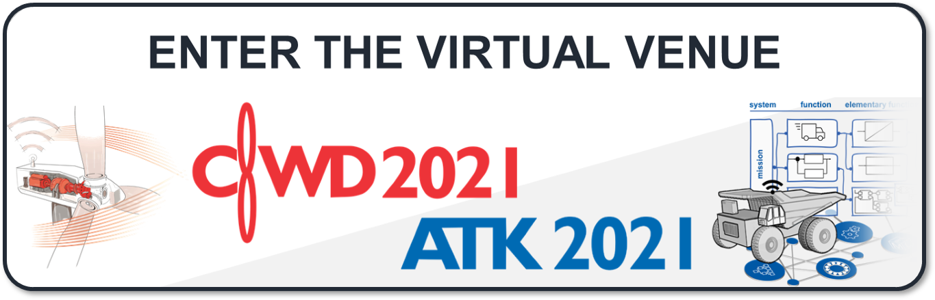 Enter the Virtual Venue ATK & CWD 2021