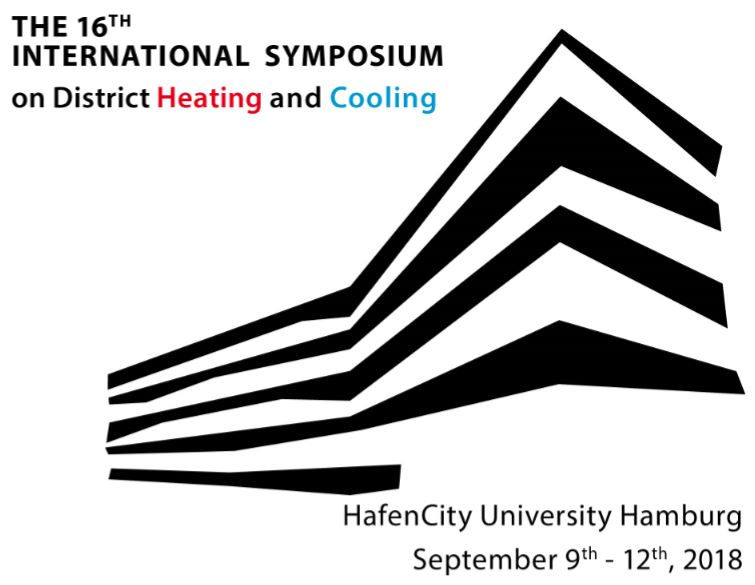 The 16th International Symposium on District Heating and Cooling