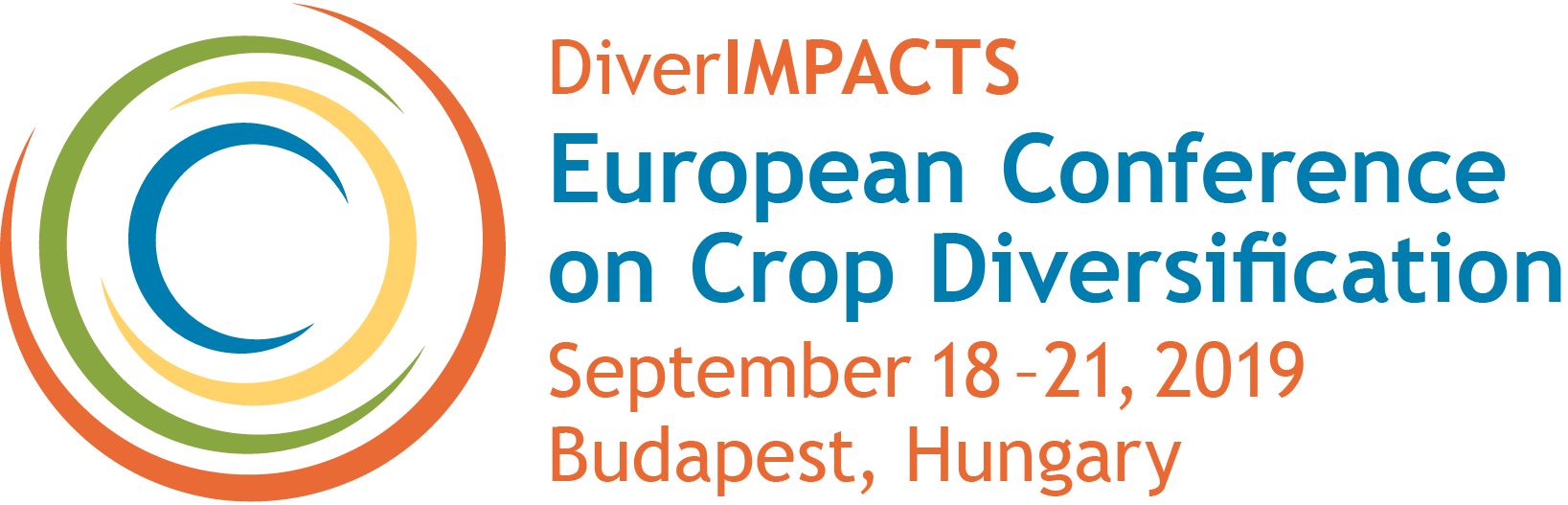 European Conference on Crop Diversification