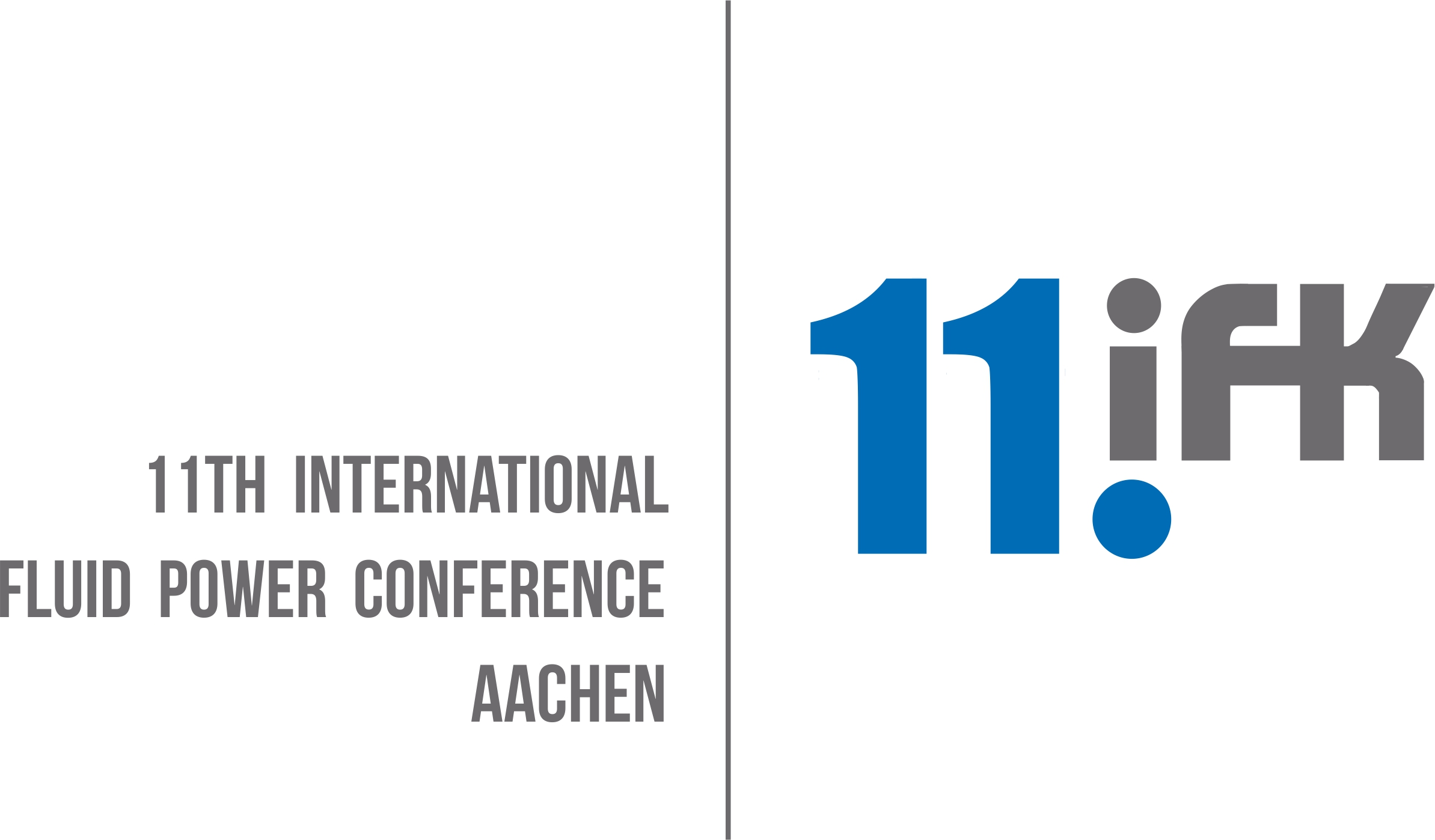 11th International Fluid Power Conference Aachen
