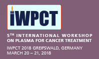 5th International Workshop on Plasma for Cancer Treatment
