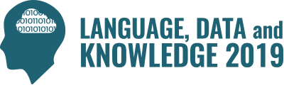 LDK 2019 - 2nd Conference on Language, Data and Knowledge